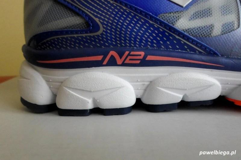 New Balance 1080 v5 - podeszwa