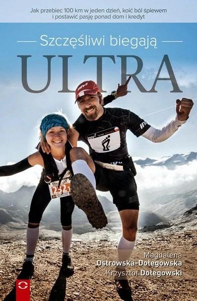 Szczęśliwi biegają ultra - okładka
