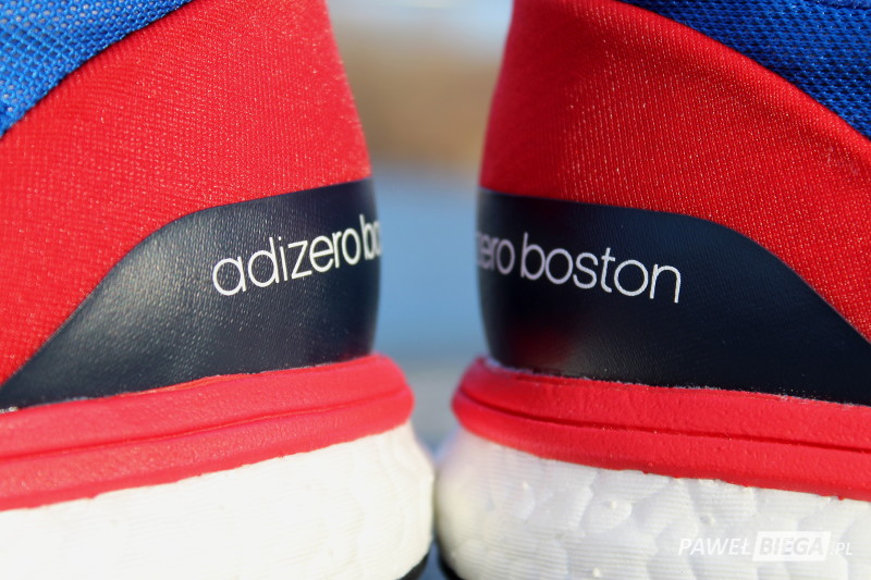 Adidas Adizero Boston 6 - detal