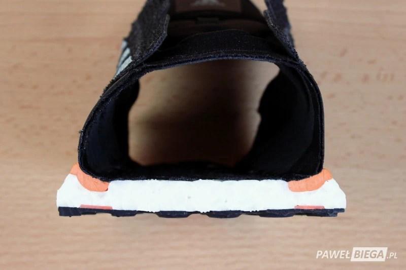 Adidas SolarBoost - przodostopie