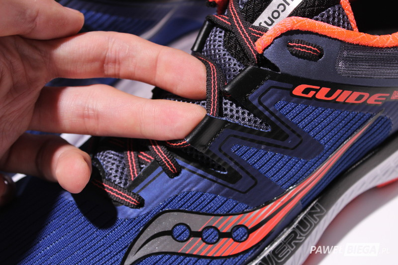 Saucony Guide ISO - ISOFIT