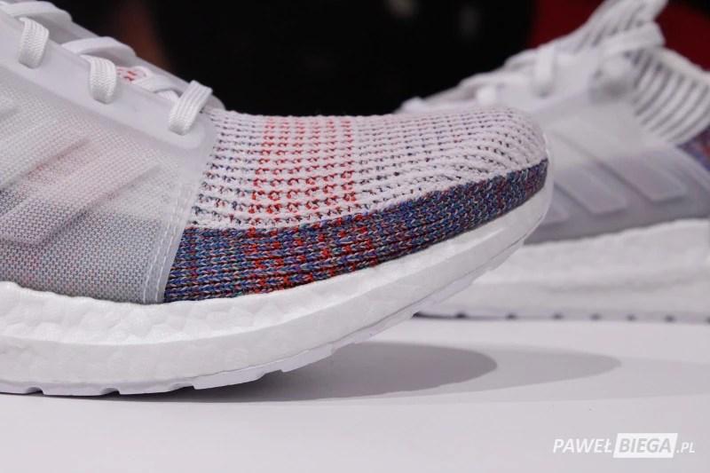 Adidas UltraBoost 19 - amortyzacja przód