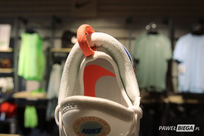 Nike Joyride - zapiętek