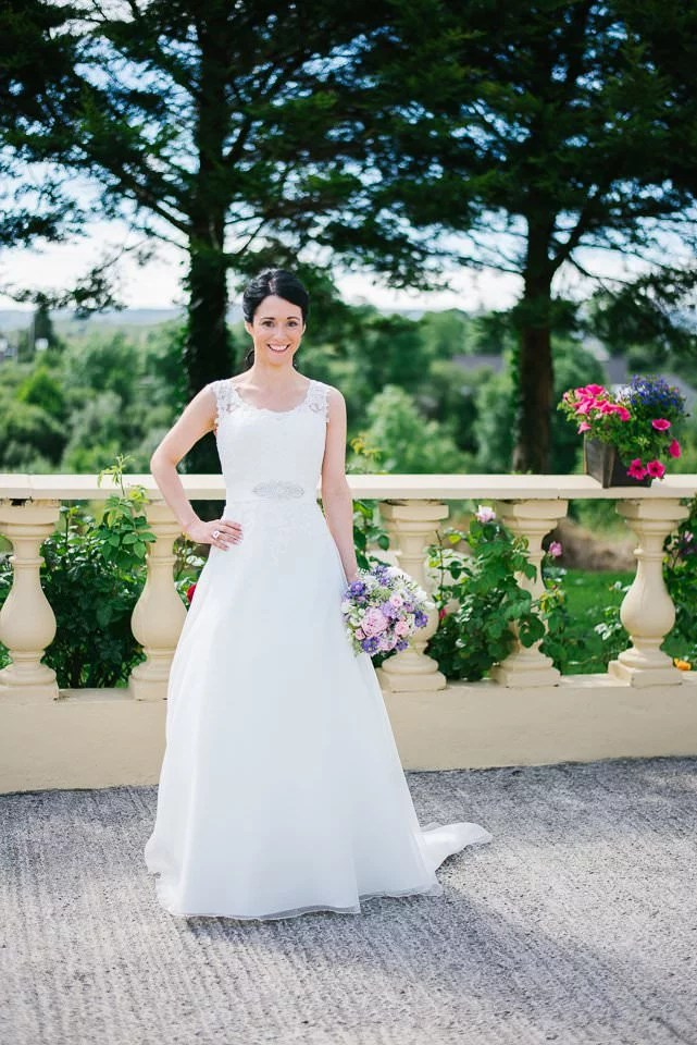 Wedding photographer Sligo Castle Dargan-19