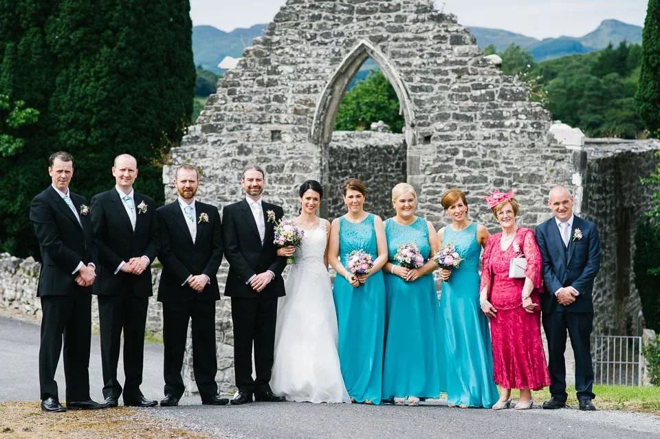 Wedding photographer Sligo Castle Dargan-50