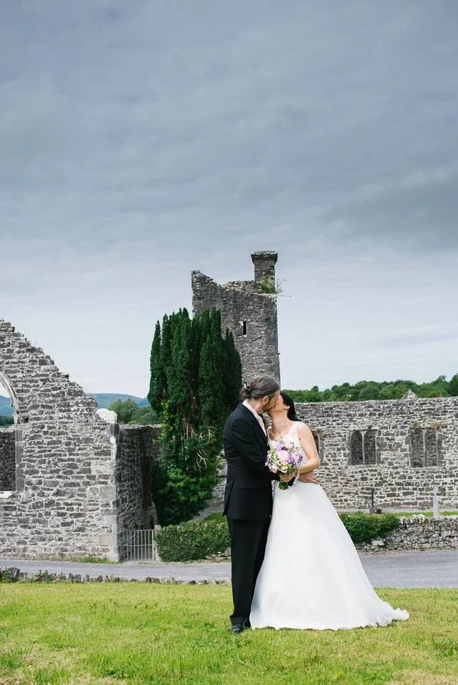Wedding photographer Sligo Castle Dargan-51