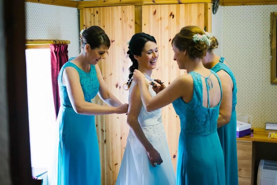 Wedding photographer Sligo Castle Dargan-8