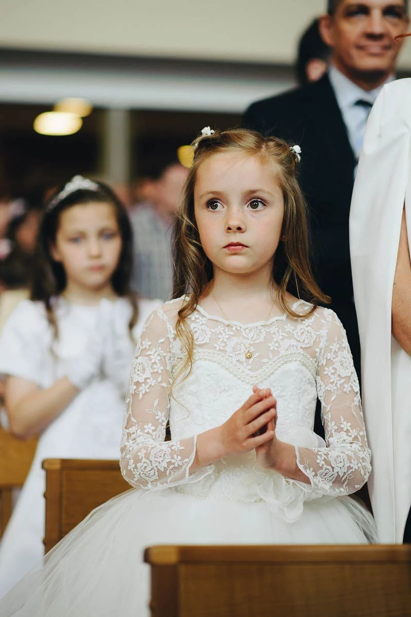 First Communion Saint Bridget's Church.-25
