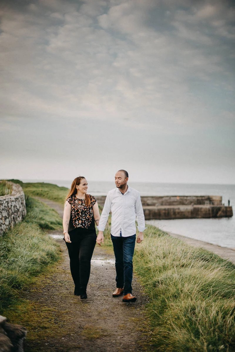 Sinead & Ashley engagement photography sligo-1