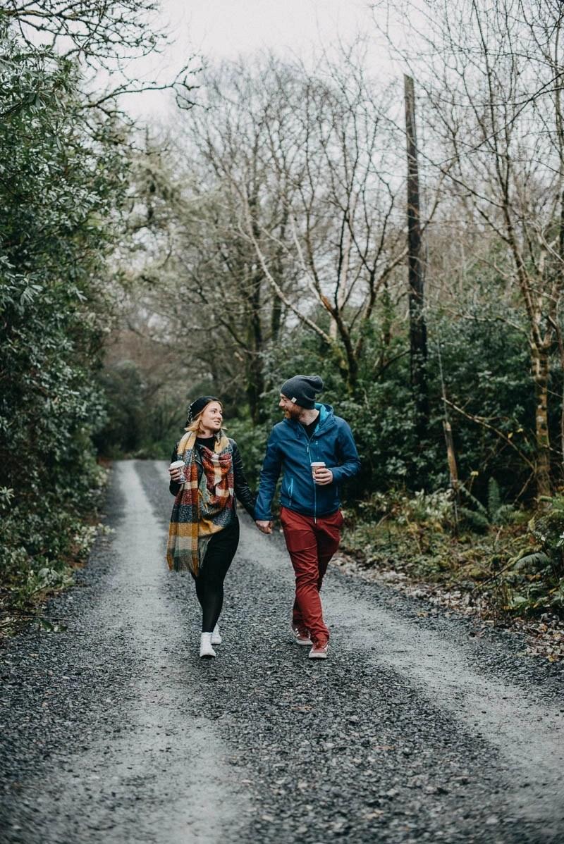 benbulben forest walk sligo engagement-1