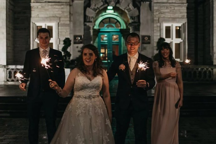 clayton hotel wedding
