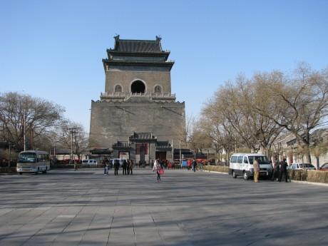 Kontrasty, park Beihai izakaz palenia 10