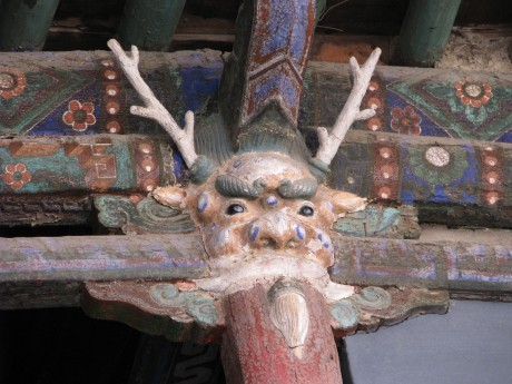 Datong - wiszące klasztory i groty Yungang