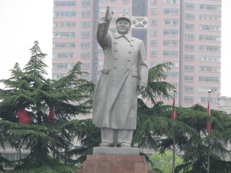 Changsha; dziwne miasto 18