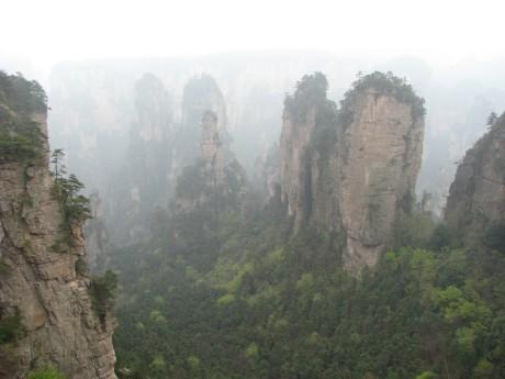 Zhangjiajie - totu kręcono Avatara 4