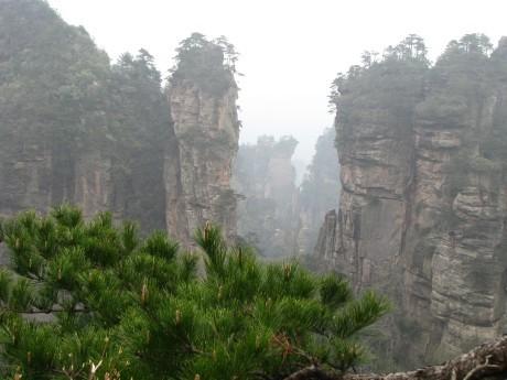 Zhangjiajie - totu kręcono Avatara 12