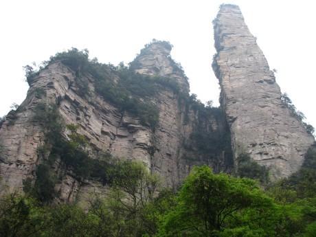 Zhangjiajie - totu kręcono Avatara 19