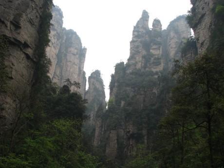 Zhangjiajie - totu kręcono Avatara 21