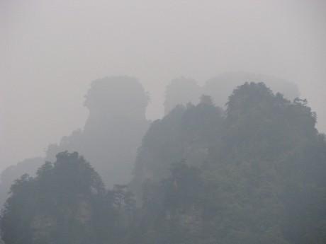 Zhangjiajie - totu kręcono Avatara 24