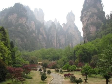 Zhangjiajie - totu kręcono Avatara 26