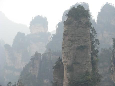 Zhangjiajie - totu kręcono Avatara 31