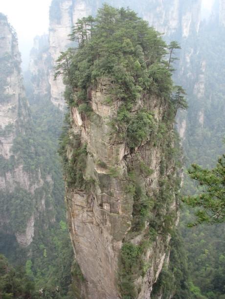 Zhangjiajie - totu kręcono Avatara 36