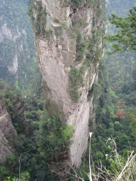 Zhangjiajie - totu kręcono Avatara 39