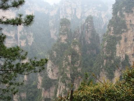 Zhangjiajie - totu kręcono Avatara 43
