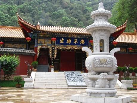 Kunmig, Xi Shan 9