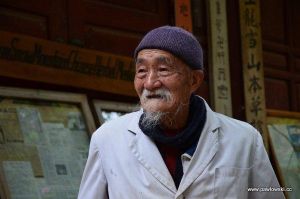 Tradycyjna Medycyna Chińska - Baisha - Dr Ho 2