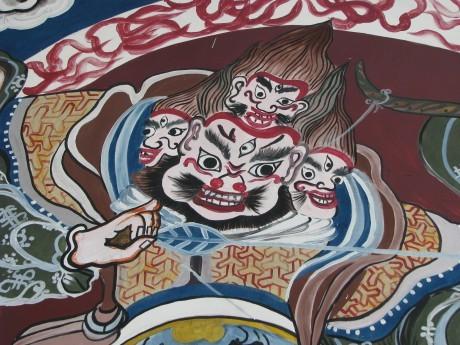 Lijiang - Baisha - rower - góry 17