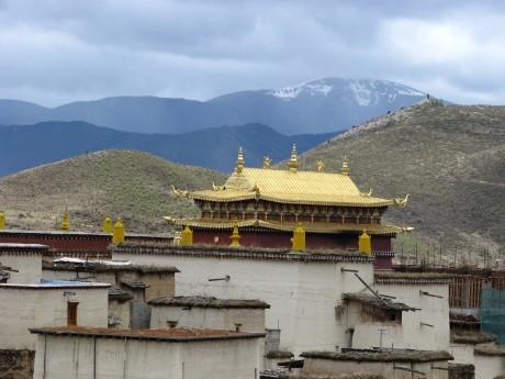 Shangri-la (Zhongdian) 3200 m. n.p.m. 27
