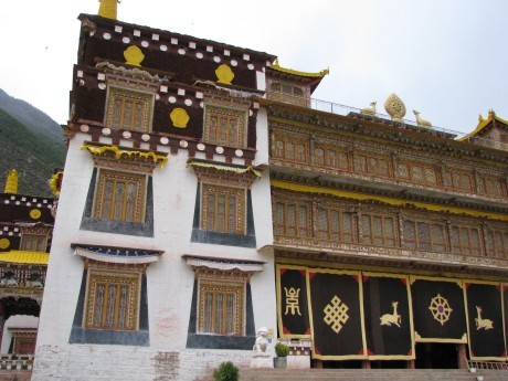 Shangri-la - Xiangcheng - Litang 2
