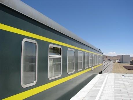 W pociągu do Lhasy (Lasa) 15