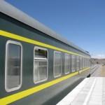 W pociągu doLhasy (Lasa) 1