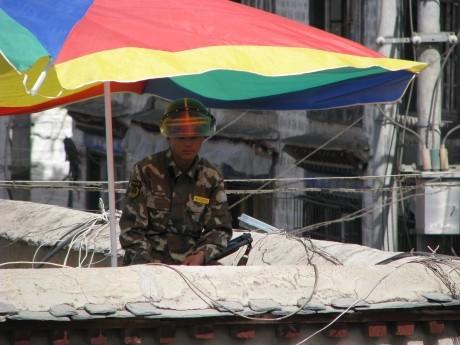 Na dachu świata - Tybet - Lhasa - pierwsze wrażenie 15