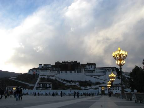 Na dachu świata - Tybet - Lhasa - pierwsze wrażenie 27