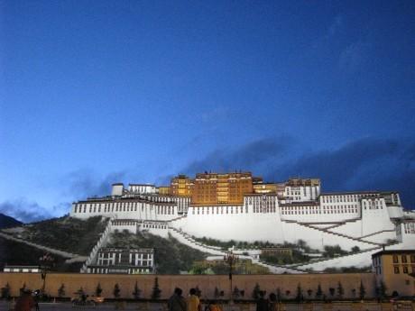 Na dachu świata - Tybet - Lhasa - pierwsze wrażenie 31