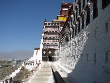 Na dachu świata - Tybet - Lhasa - pierwsze wrażenie 34