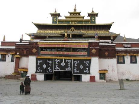 Samye, pierwszy klasztor wTybecie 8
