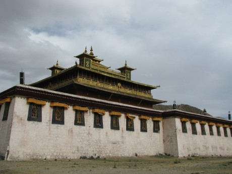 Samye, pierwszy klasztor wTybecie 11