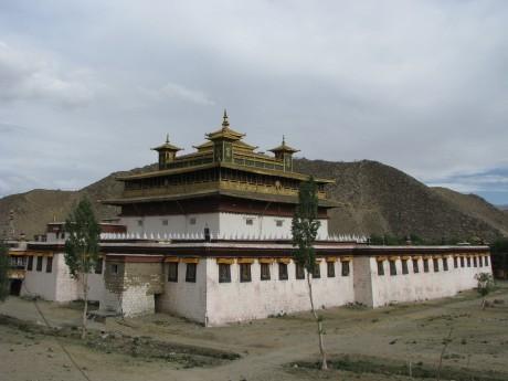 Samye, pierwszy klasztor wTybecie 12