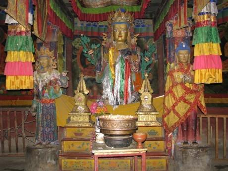 Samye, pierwszy klasztor wTybecie 15