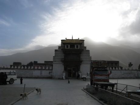 Samye, pierwszy klasztor wTybecie 19