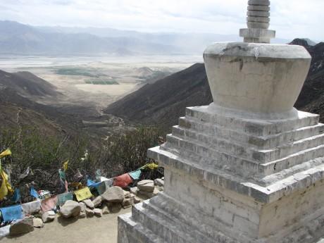 Tybet - Chimphu (Chim-puk) - miejsce domedytacji 31