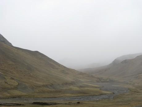 Przez góry (wTybecie) Tsetang - jezioro Yamdrok - Gyantse 14