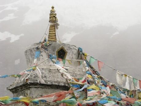 Przez góry (wTybecie) Tsetang - jezioro Yamdrok - Gyantse 18