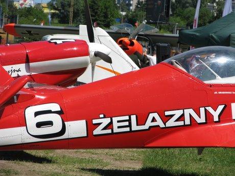 VII Małopolski Piknik Lotniczy 1