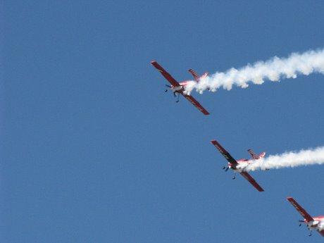 VII Małopolski Piknik Lotniczy 24