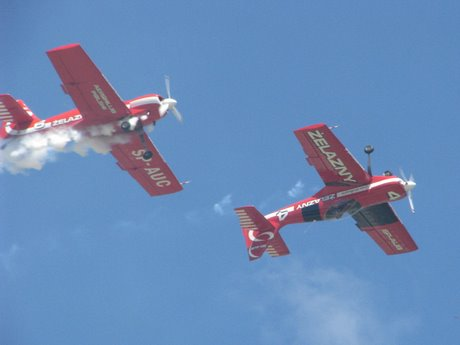 VII Małopolski Piknik Lotniczy 30